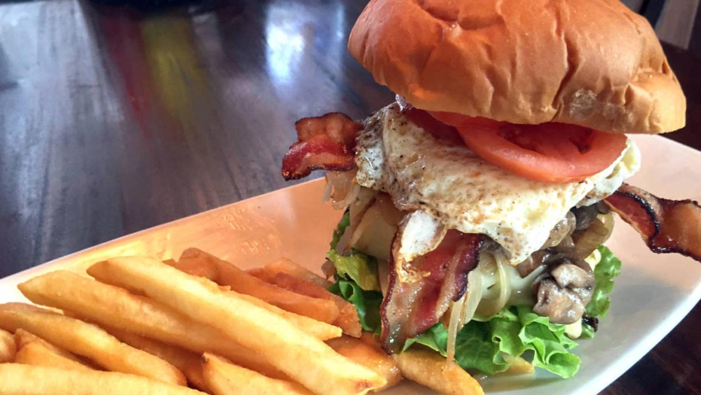 Best Burgers in Kailua Town