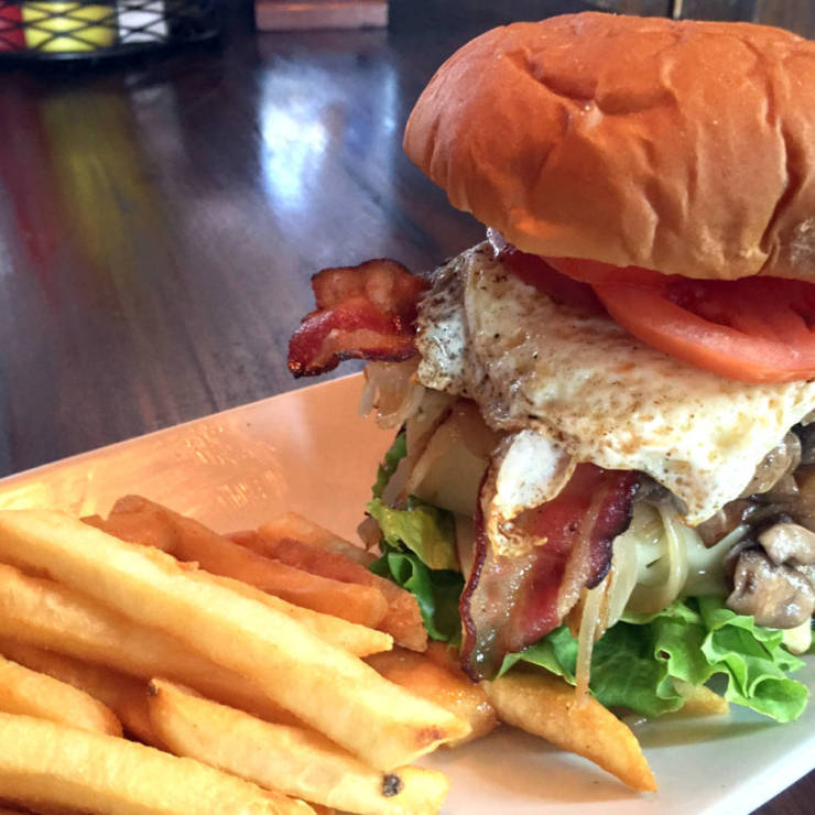 Best Burgers in Kailua Town